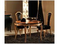 Jose Duraes: El lord: стол обеденный  раскладной (вишня, крем, темная патина)