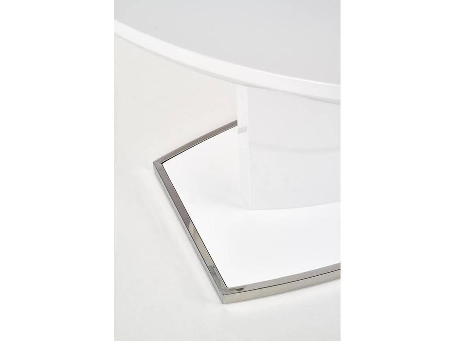 Halmar: Federico: стол обеденный раскладной (белый)