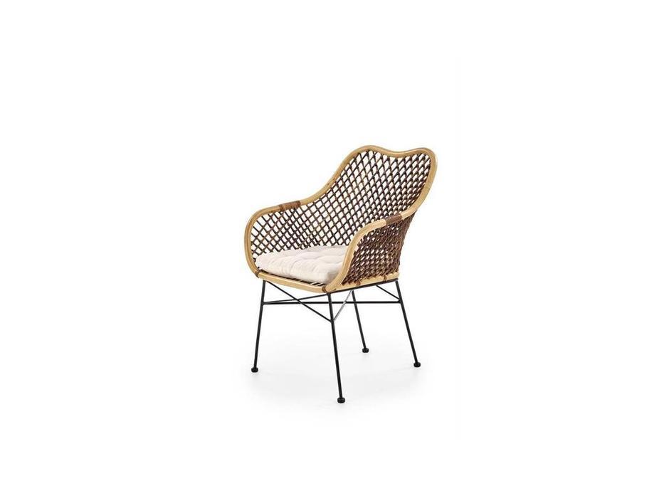 Halmar: K336: стул плетеный (ротанг)
