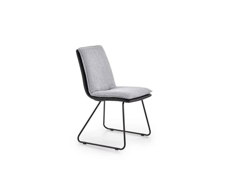 Halmar: K326: стул мягкий (экокожа)