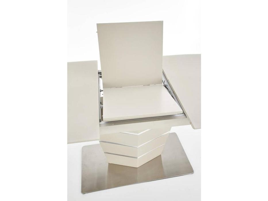 Halmar: Sorento: стол обеденный раскладной (беж)