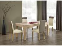 Halmar: Seweryn: стол обеденный раскладной (дуб сонома)