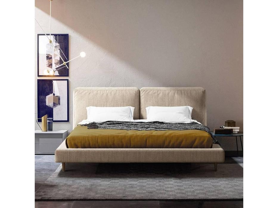 Artsit: Рэн: кровать мягкая 160х200 (беж)