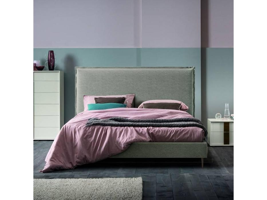 Artsit: Эрик: кровать мягкая 160х200 (серый)