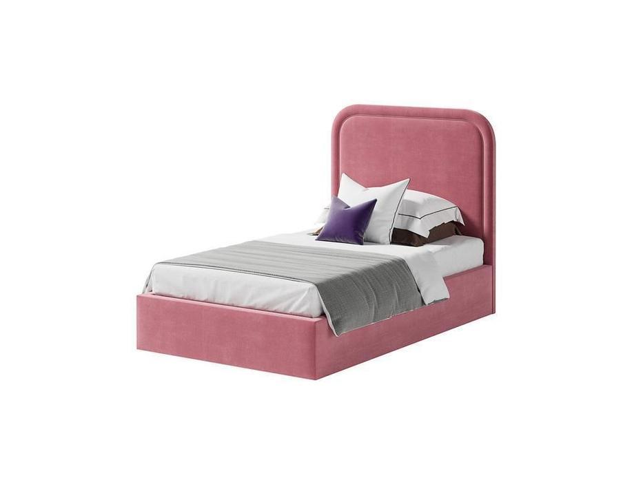 Artsit: Лукас: кровать с подъемным механизмом 90х200 (розовый)