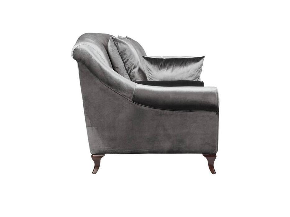 Artsit: Бернар: диван 3 местный  (серый)