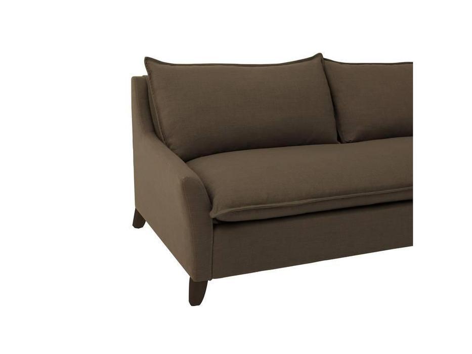 Artsit: Бьорн: диван 3 местный (коричневый)