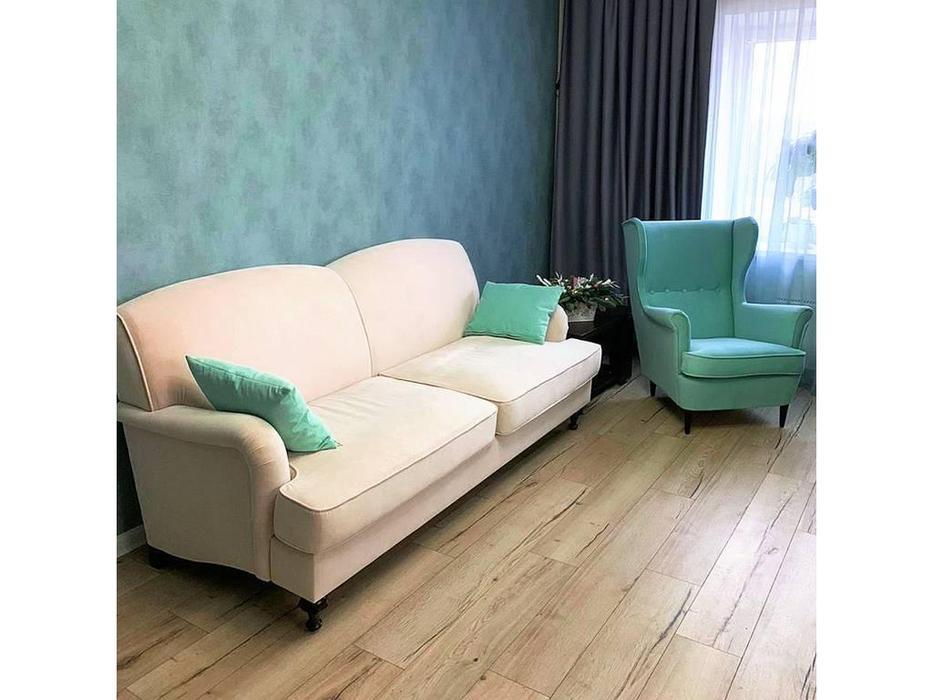 Artsit: Оливер: диван мягкий (белый)