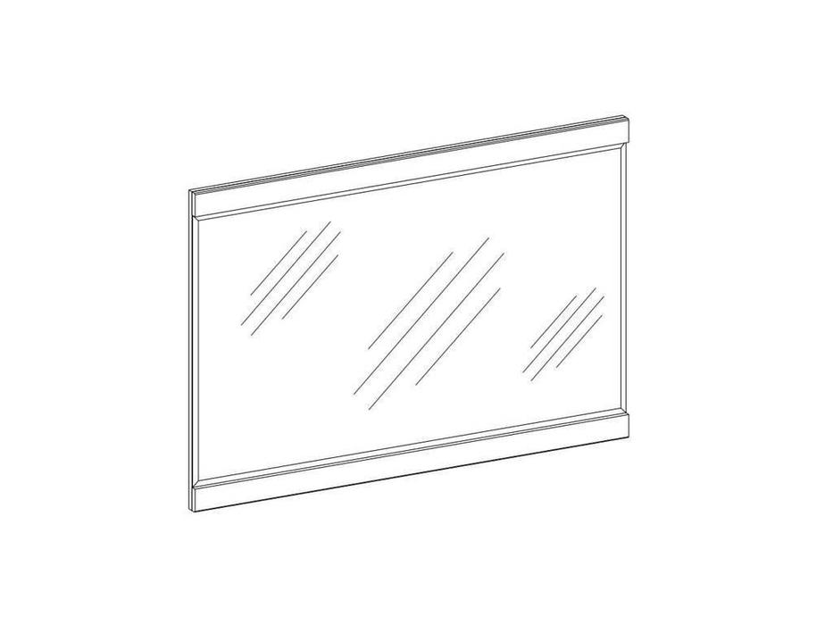 Anrex: Jazz: зеркало большое (каштан найроби)