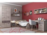 5240997 спальня современный стиль Anrex: Jazz
