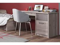 Anrex: Jazz: стол письменный (каштан найроби)