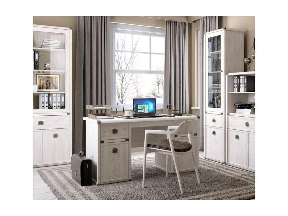 Anrex: Magellan: стол письменный  (сосна винтаж)