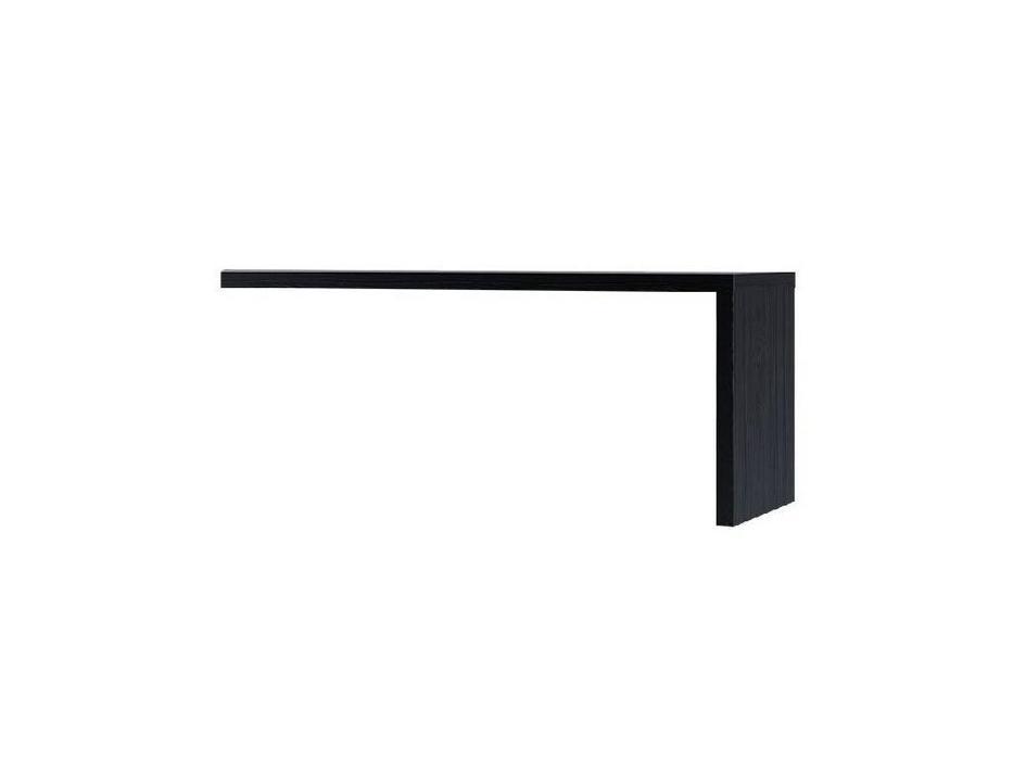 Anrex: Jagger: подставка для тумбы ТВ (черный)