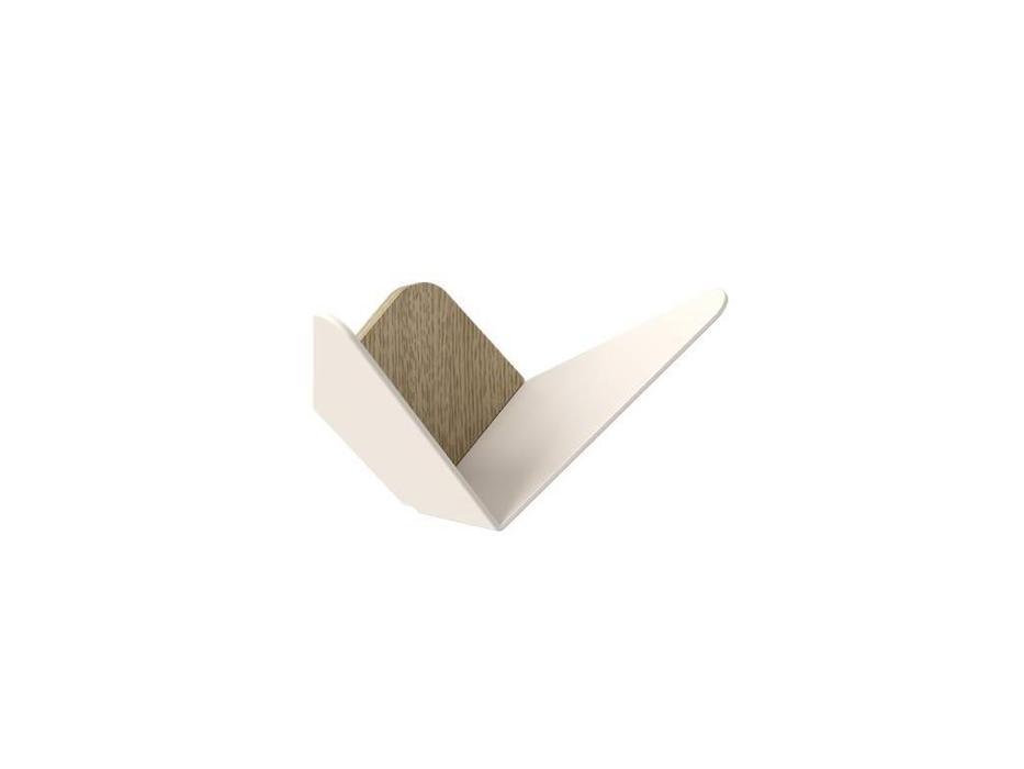 Umage: Butterflies: вешалка  крючок (жемчужно белый)