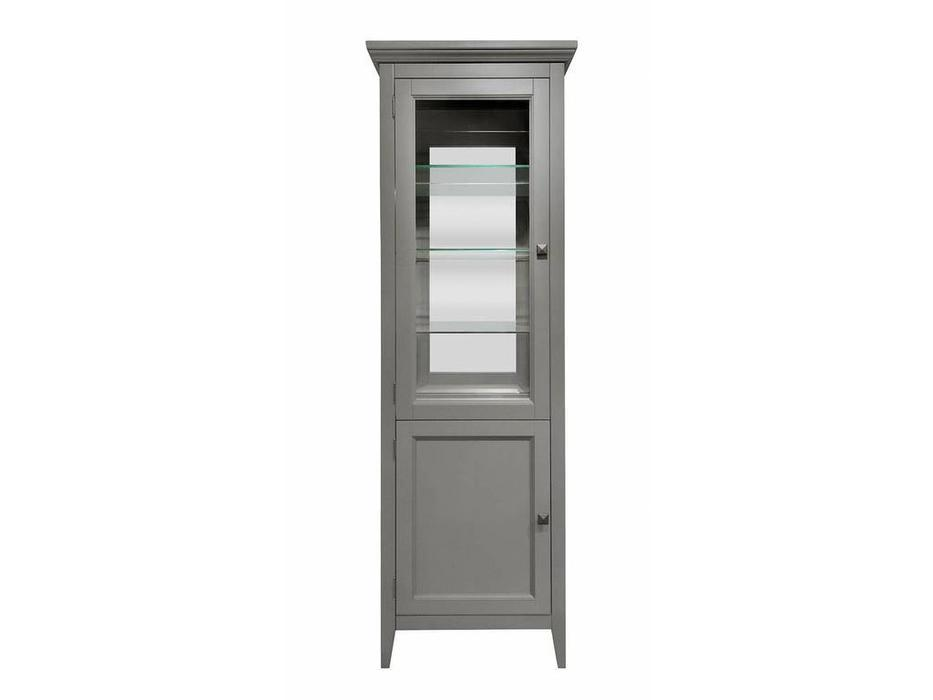 RFS: Бруклин: витрина 1 дверная  левая (серый)