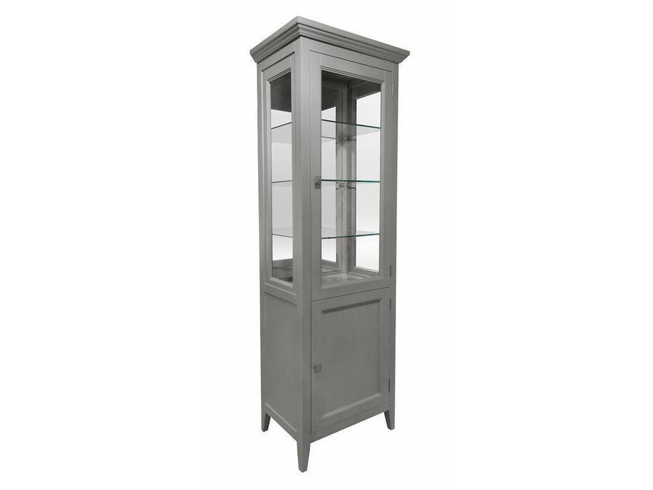 RFS: Бруклин: витрина 1 дверная  правая (серый)