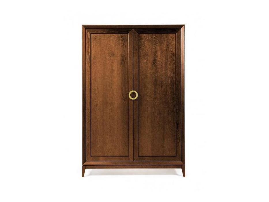 RFS: Тоскана: шкаф 2 дверный  (дуб табакко)
