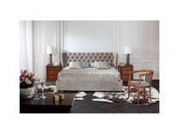 RFS: Селена: кровать 160х200 с решеткой (серо бежевый)