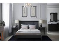 RFS: Бруклин: кровать 160х200  (черный)