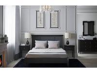 RFS: Бруклин: кровать 180х200  (черный)