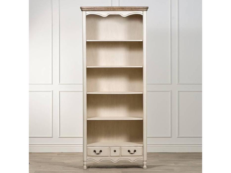 CUF Limited: Marseille: шкаф книжный  открытый (бежевый)
