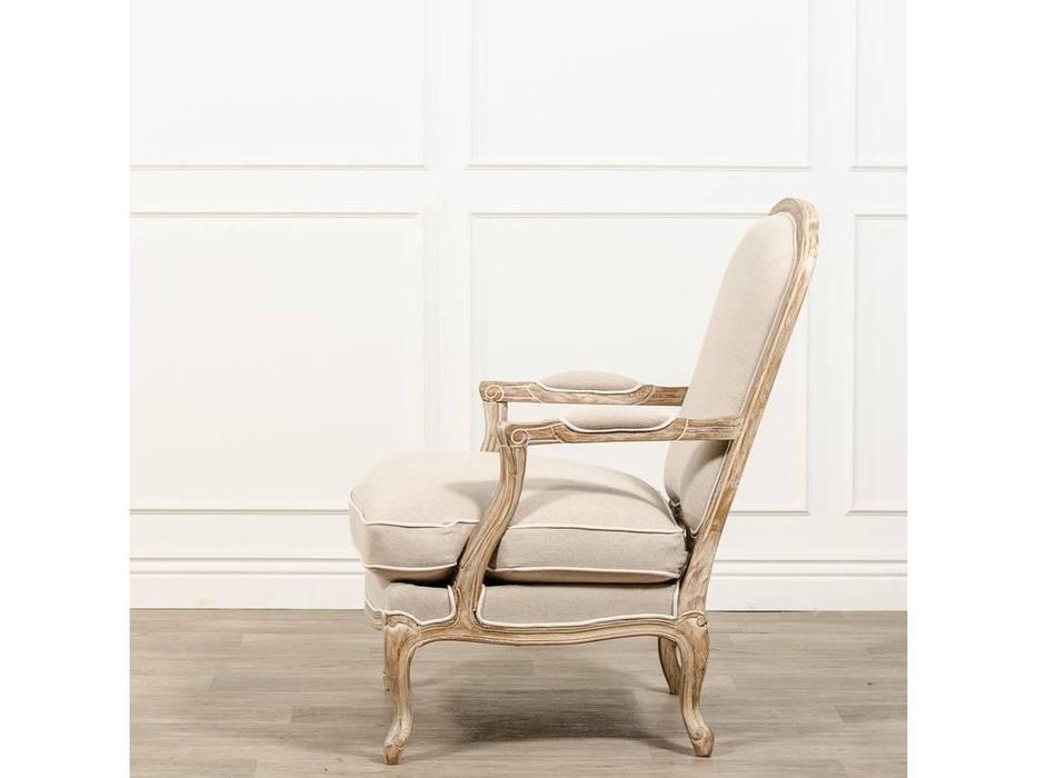 CUF Limited: Marseille: кресло  (бежевый, ткань 183)
