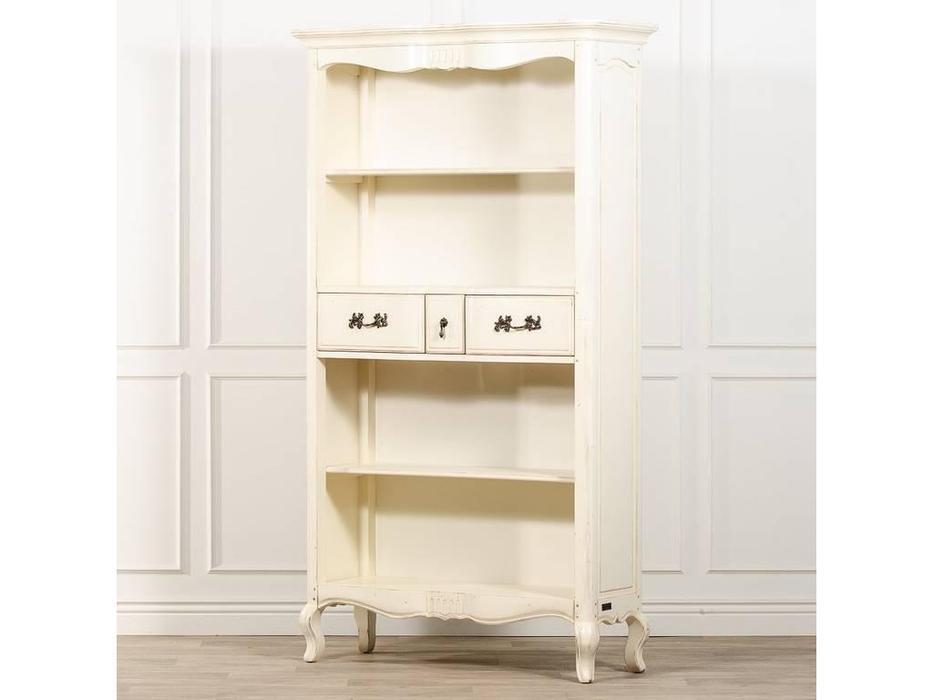 CUF Limited: Provence: шкаф книжный  открытый (состаренный белый)