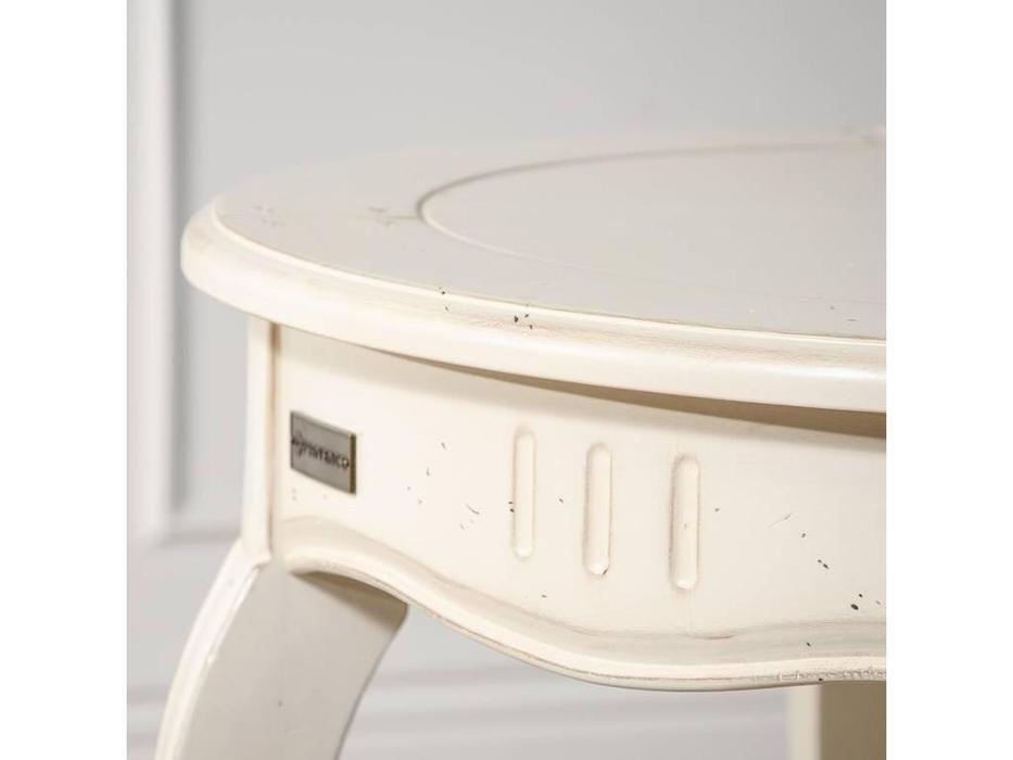 CUF Limited: Provence: стол кофейный  (состаренный белый)