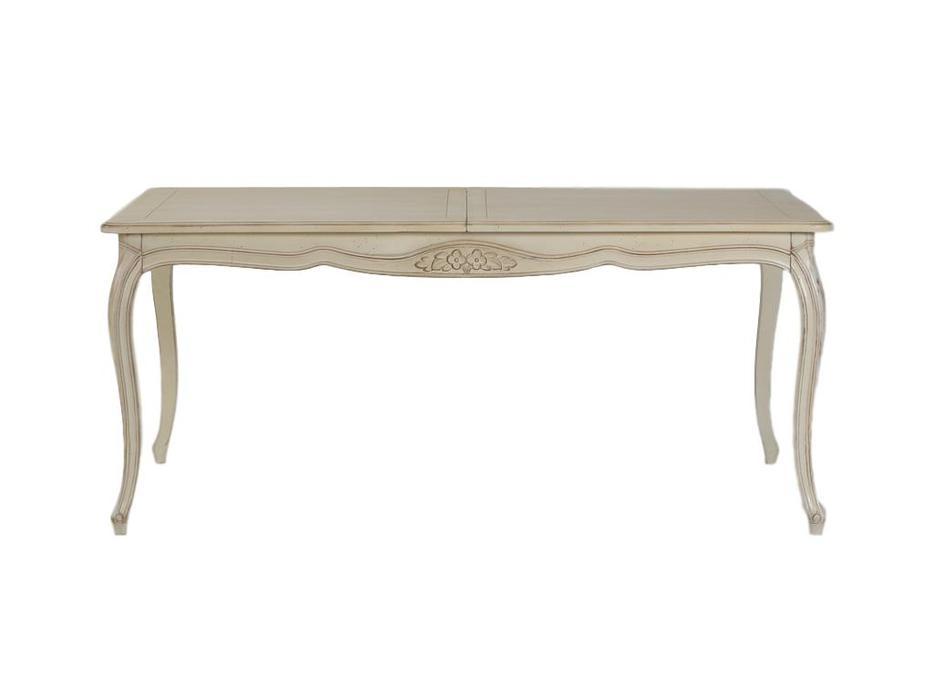 CUF Limited: Provence: стол обеденный  раскладной (состаренный белый)