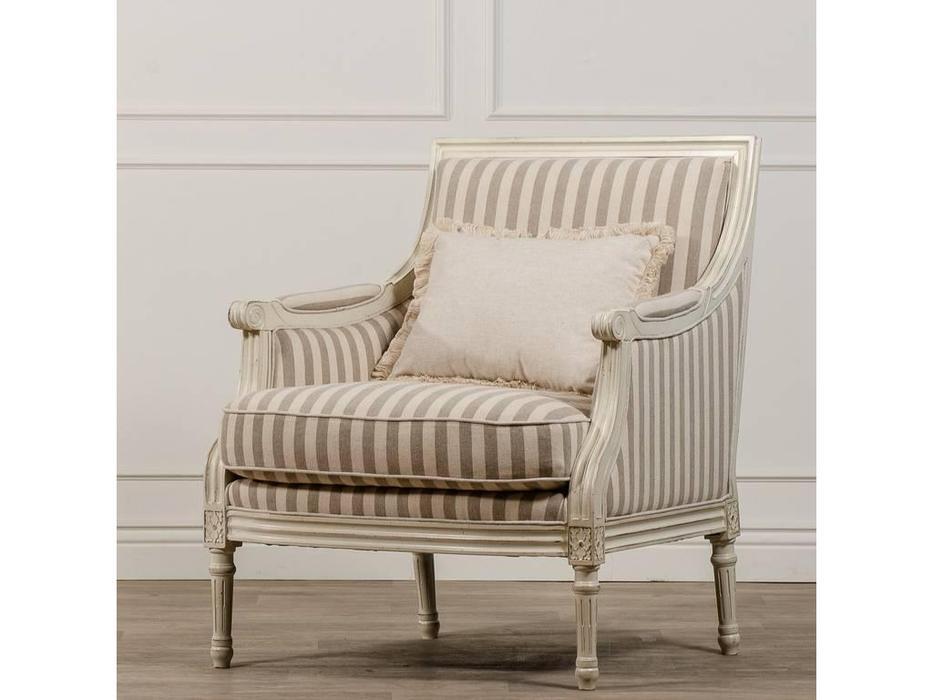 CUF Limited: Provence: кресло  (состаренный белый)