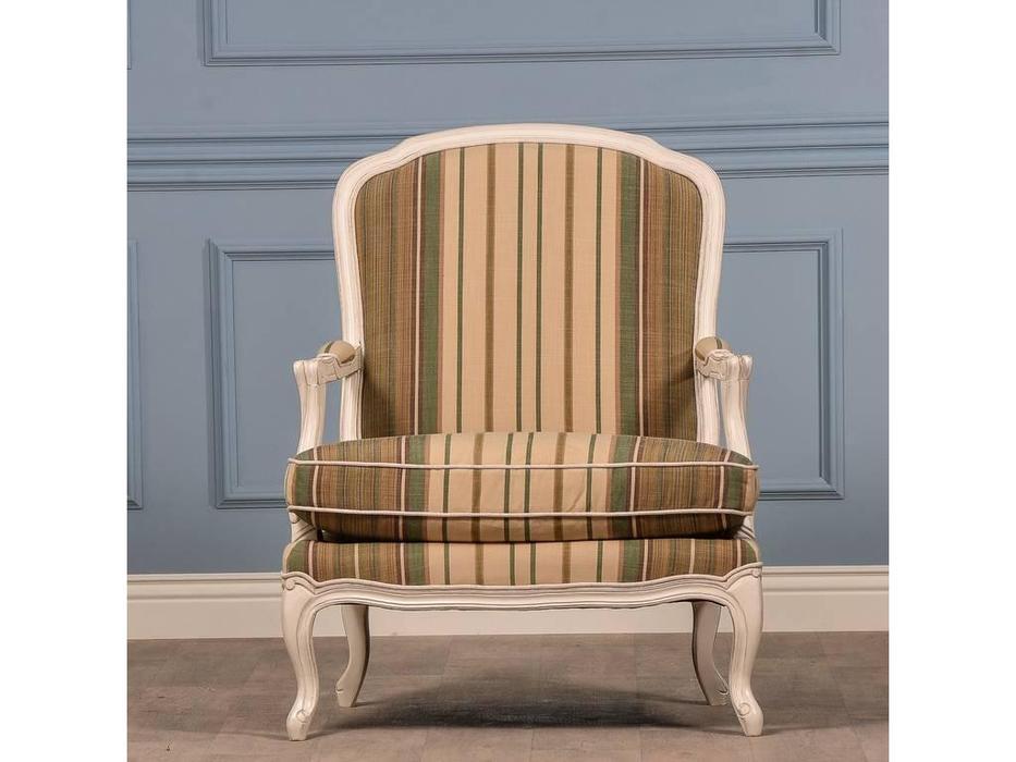 CUF Limited: Siena: кресло  (белый, ткань #149)