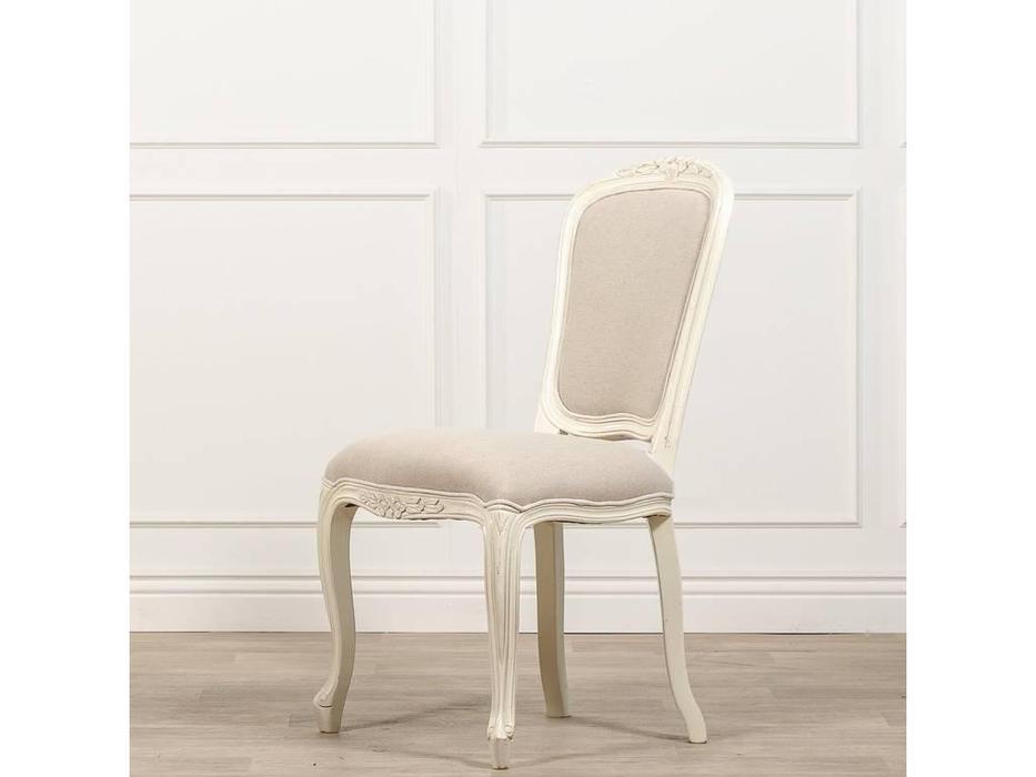 CUF Limited: Provence: стул  S2 #183 (состаренный белый)