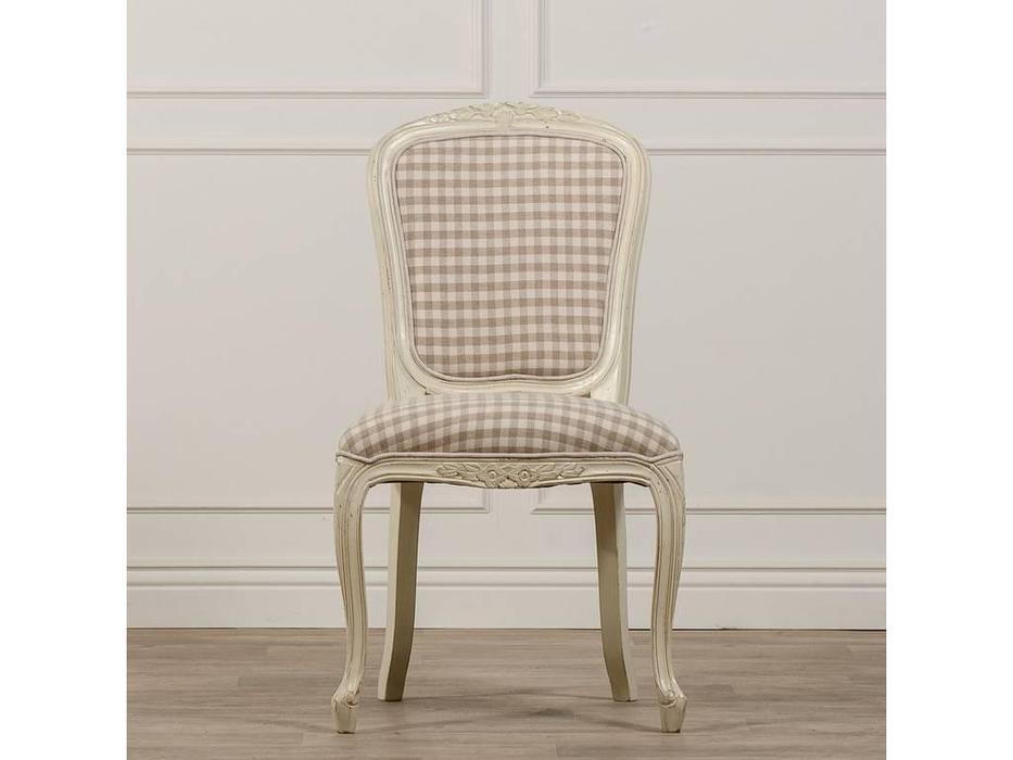 CUF Limited: Provence: стул  S2 #F11 (состаренный белый)
