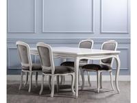 CUF Limited: Siena: стол обеденный  (M01 белый)