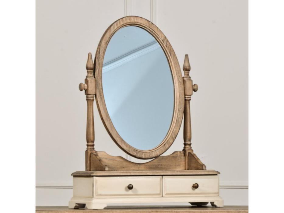 CUF Limited: Marseille: зеркало-трюмо  (бежевый)