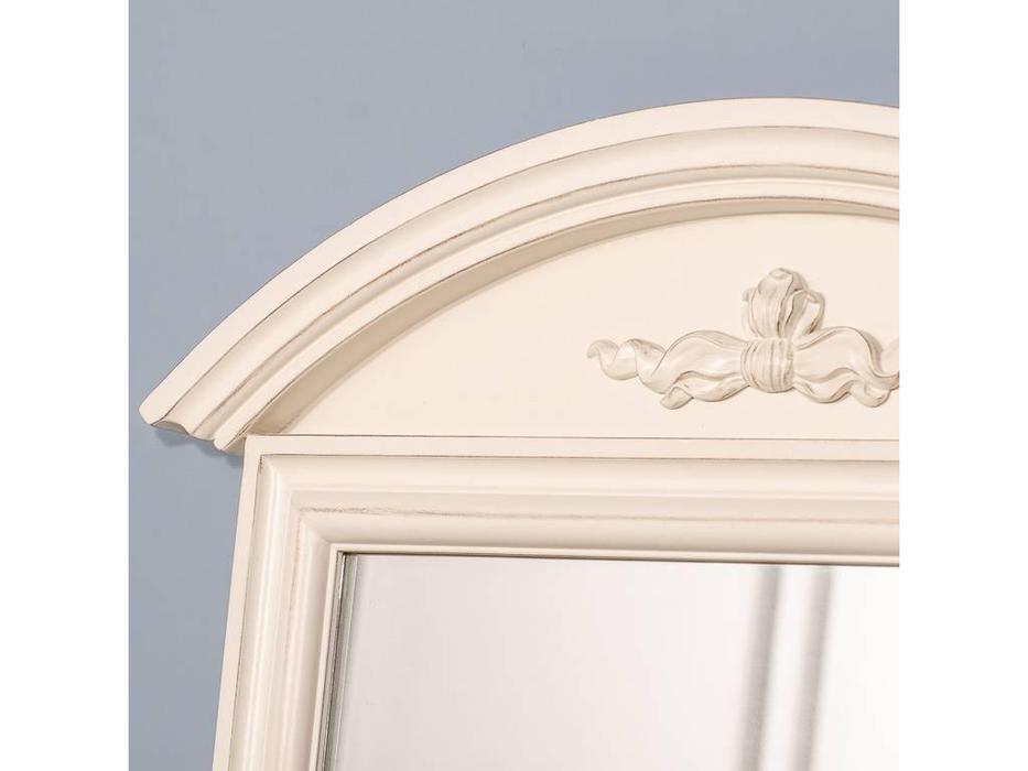 CUF Limited: Siena: зеркало навесное  (M01 белый)