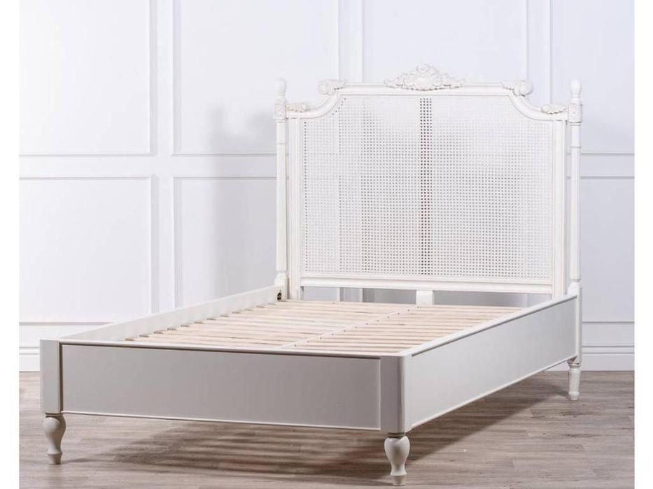 CUF Limited: Siena: кровать 120х200  (M01 белый)