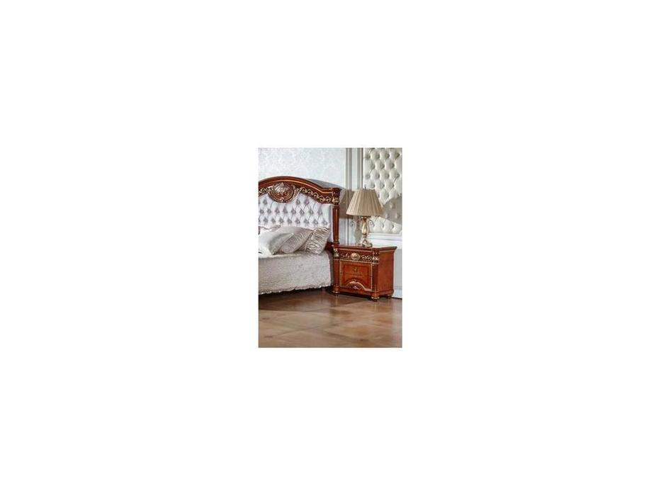 FurnitureCo: Атанасия: тумба прикроватная  (орех)