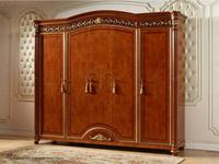 FurnitureCo: Атанасия: шкаф 5 дверный  (орех)