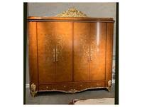 FurnitureCo: Беатриче: шкаф 4 дверный  (орех светлый)