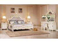 FurnitureCo: Батичелла new: кровать 180х200  (беж)