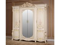 5244507 шкаф 4-х дверный FurnitureCo: Батичелла new