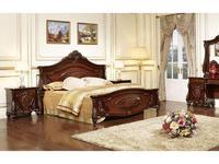 5244508 кровать двуспальная FurnitureCo: Лероз