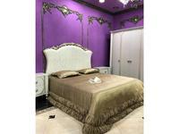 5245387 кровать двуспальная FurnitureCo: Paola