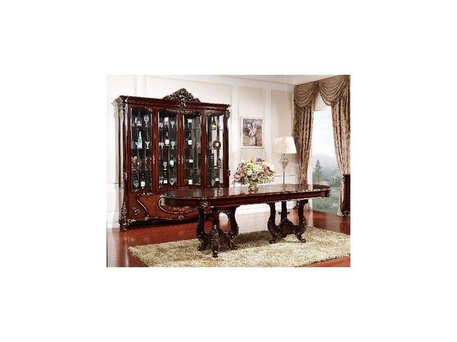 FurnitureCo: Лероз: стол обеденный раскладной (орех)