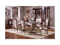 FurnitureCo: 973: кресло  (орех, золото)