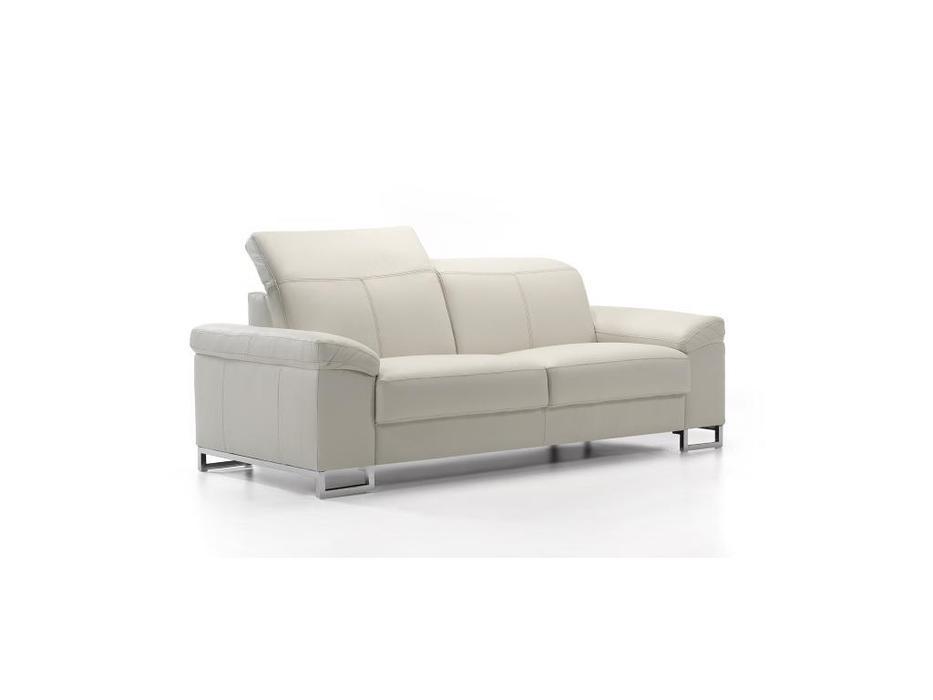 Rom: Deimos: диван с двумя реклайнерами (белый)