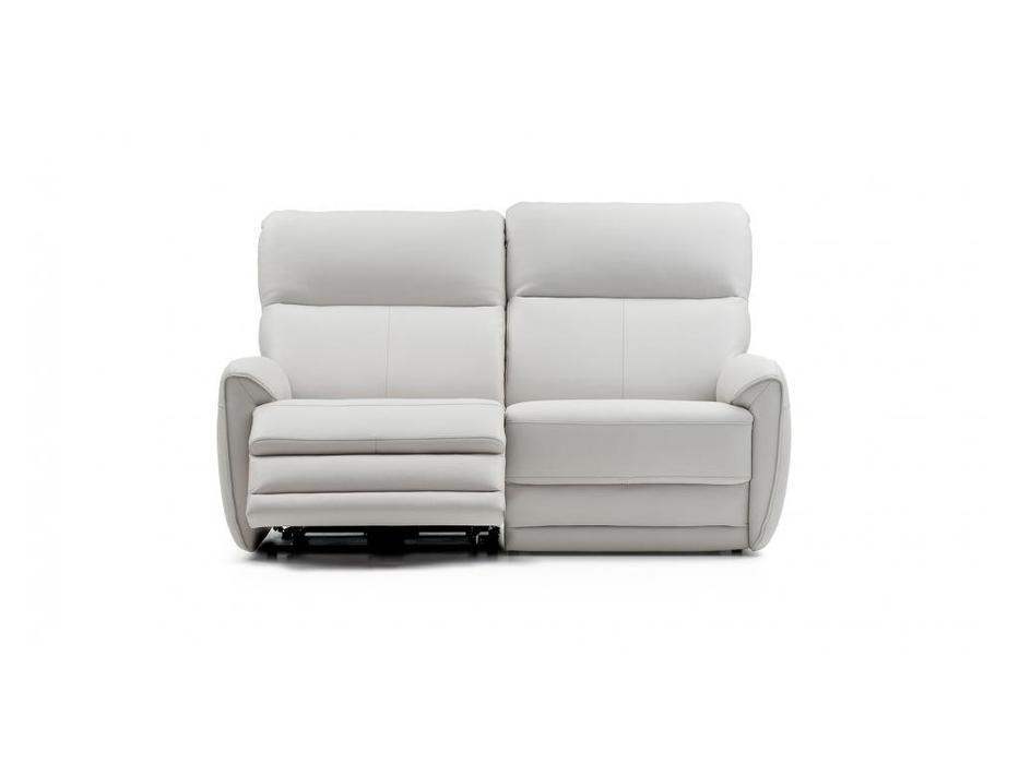 Rom: Bellevue: диван с реклайнером (белый)