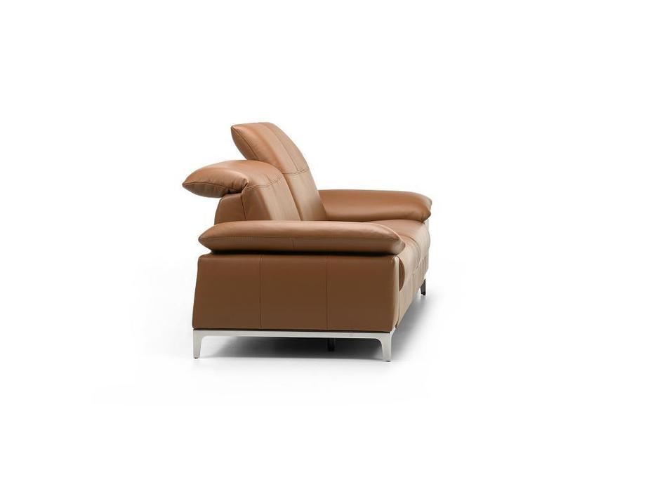 Rom: Chronos: диван с реклайнером (коричневый)
