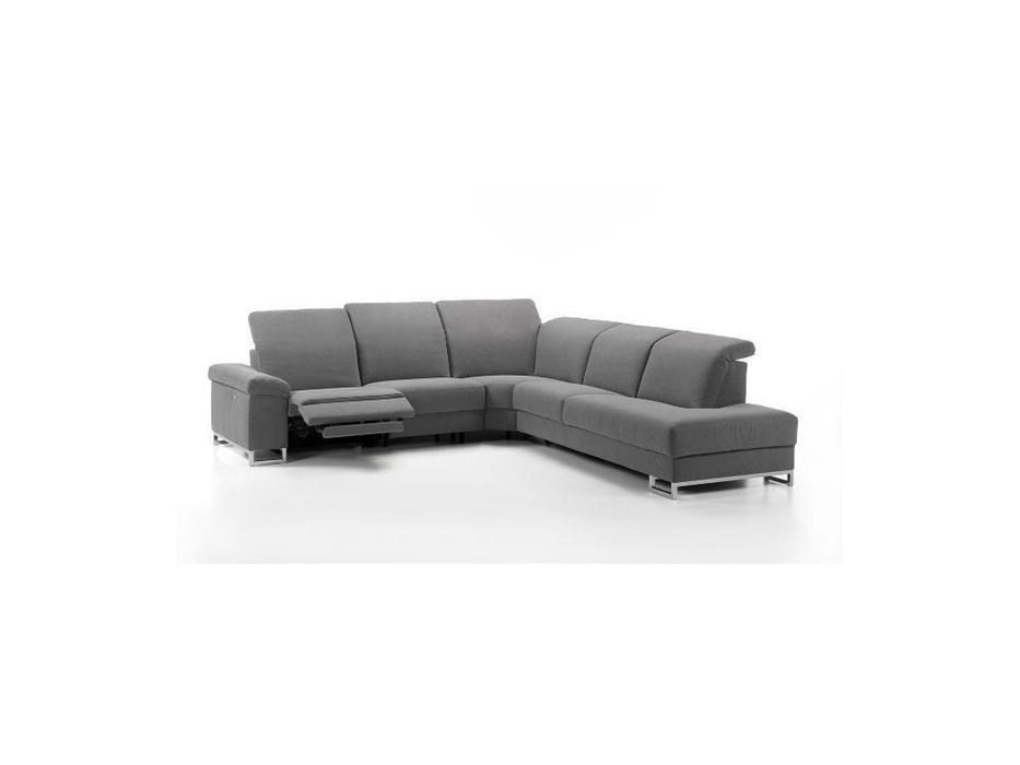 Rom: Deimos: диван  угловой (серый)
